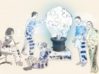 Collective Wisdom of Clever Teams