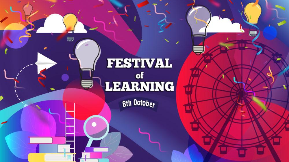 Agile leadership - festival of learning